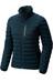 Mountain Hardwear W´s StretchDown Jacket Blue Spruce